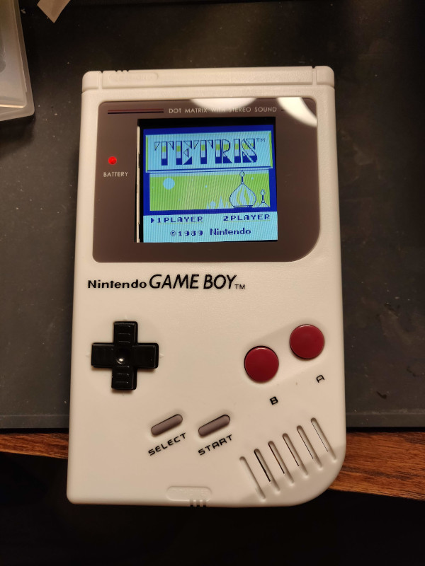 Finished GameBoy